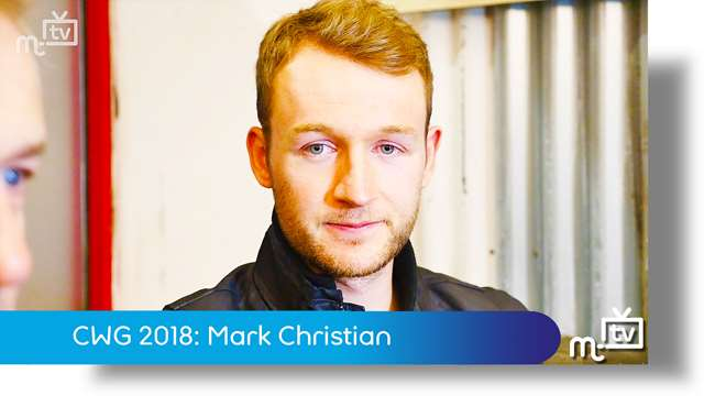 Preview of - CWG 2018: Mark Christian
