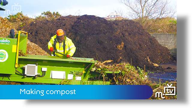 Preview of - Waste Recycling Centre: making compost