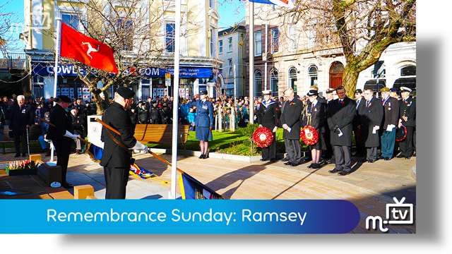 Preview of - Remembrance Sunday: Ramsey
