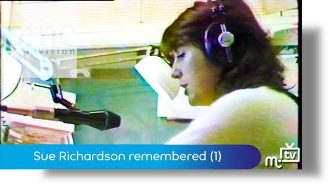 Preview of - Sue Richardson remembered: Andy Mac