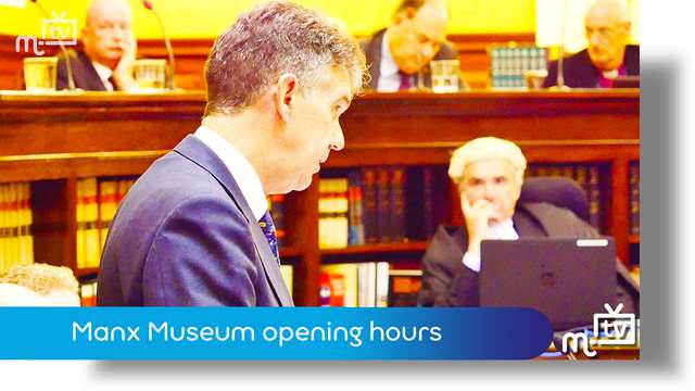 Preview of - Manx Museum opening hours