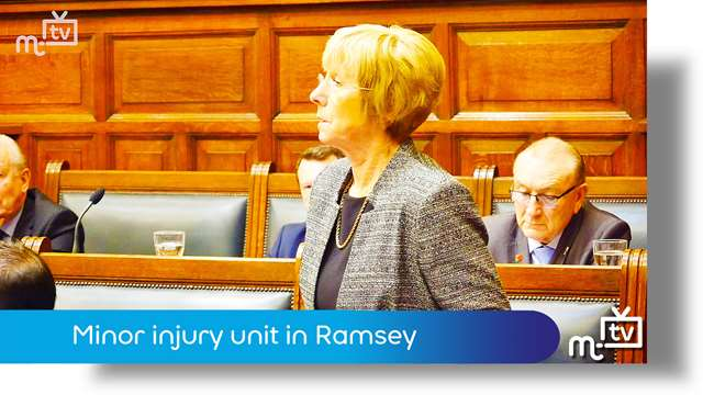 Preview of - Future of the minor injury unit in Ramsey
