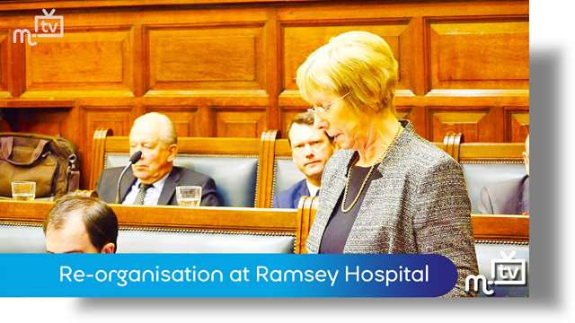 Preview of - Re-organisation at Ramsey Hospital