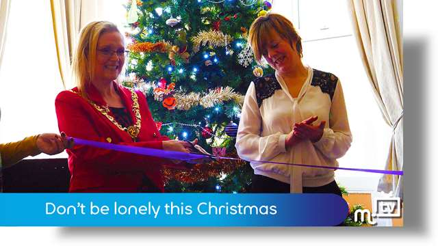 Preview of - Don't be lonely this Christmas
