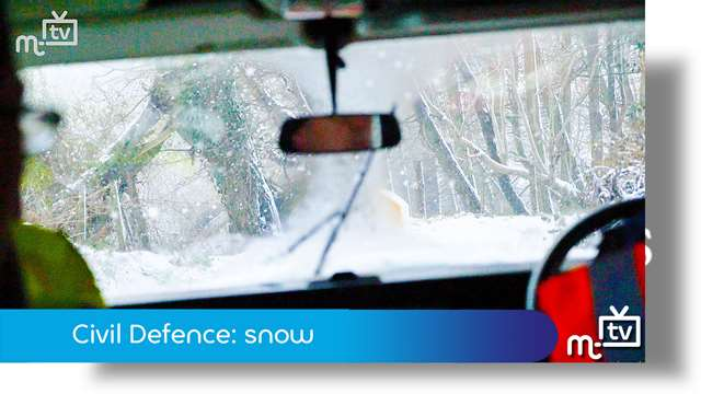 Preview of - Civil Defence: snow