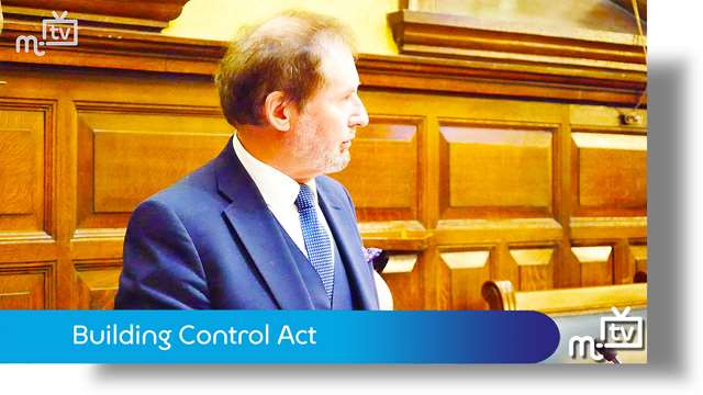 Preview of - Building Control Act