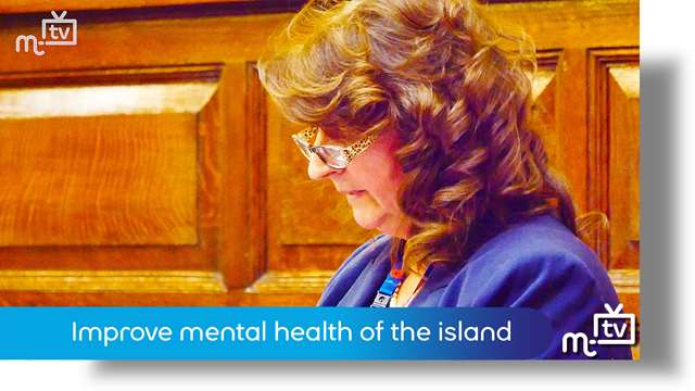Preview of - Improve mental health of the island