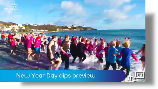 Preview of - New Year Day dips preview