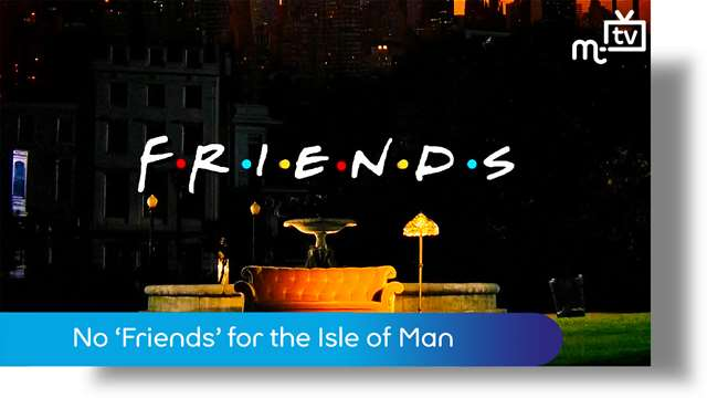 Preview of - Friends not here for the IoM