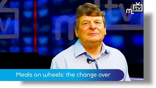 Preview of - Meals on wheels: the change over