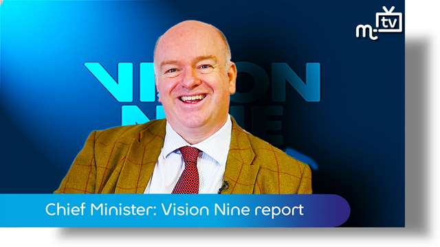 Preview of - Chief Minister: Vision Nine report