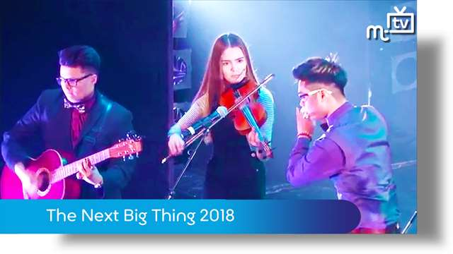 Preview of - The Next Big Thing 2018