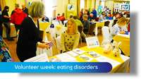 Volunteer Week: eating disorders