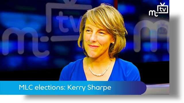 Preview of - MLC elections: Kerry Sharpe