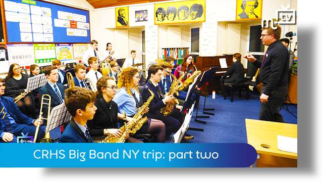 Preview of - Castle Rushen High School Big Band (2)