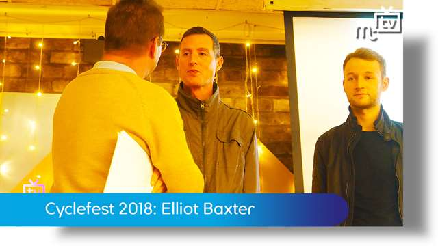 Preview of - Cyclefest: Elliot Baxter