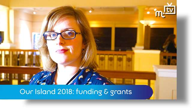 Preview of - Our Island: funding and grants