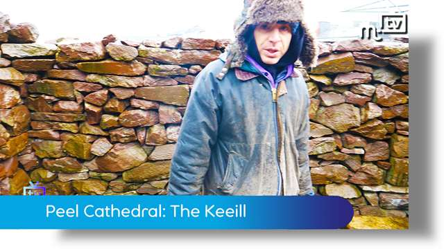 Preview of - Peel Cathedral gardens: the Keeill