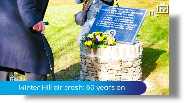 Preview of - Winter Hill air crash: 60 years on