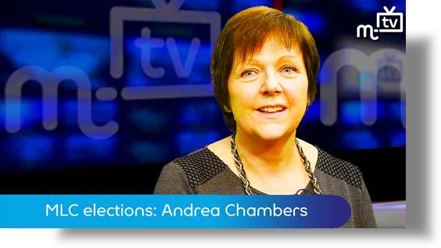 Preview of - MLC elections: Andrea Chambers