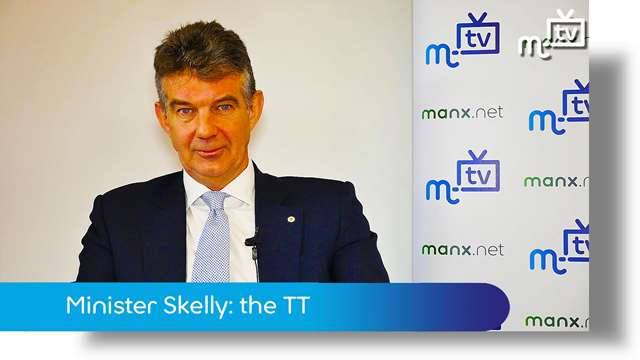Preview of - Minister Skelly: Vision Nine, TT rights & the scoreboard