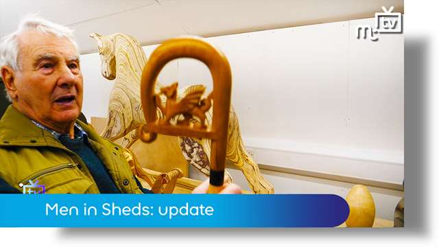 Preview of - Men in Sheds: update