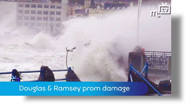 Preview of - Douglas & Ramsey prom damage