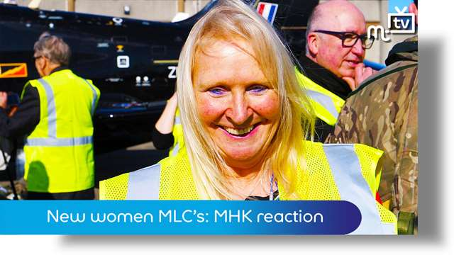 Preview of - New women MLC's: MHK reaction