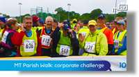 MT Parish Walk: corporate challenge