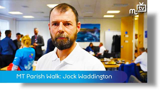 Preview of - MT Parish Walk: Jock Waddington