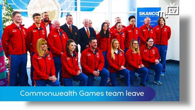 Preview of - IoM team leave for Gold Coast games