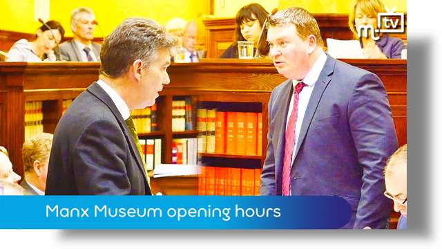 Preview of - March Tynwald: Manx Museum opening hours
