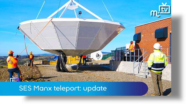 Preview of - SES Manx teleport: update