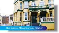 The state of Manx tourism: hotelier