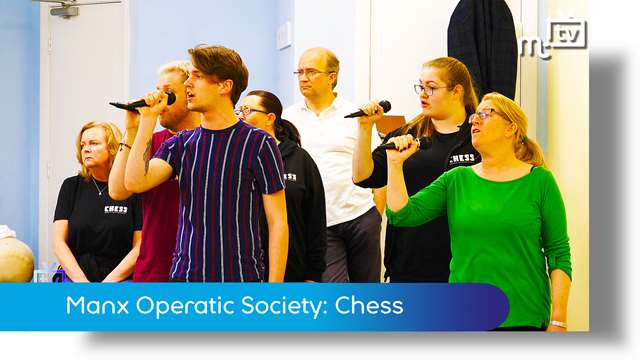 Preview of - Manx Operatic Society: Chess