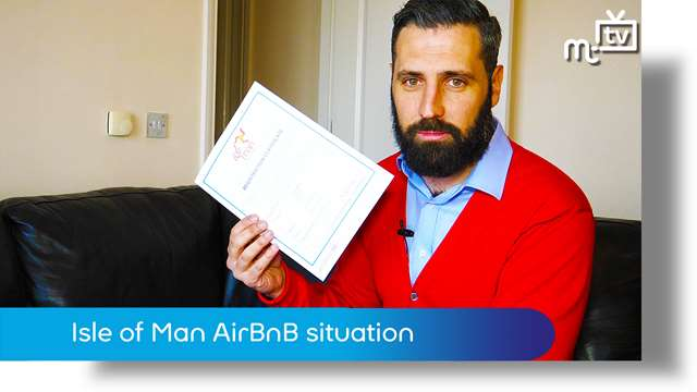 Preview of - Isle of Man AirBnB situation