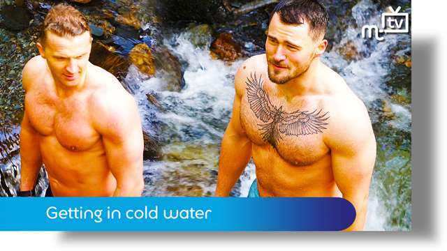 Preview of - Getting into cold water