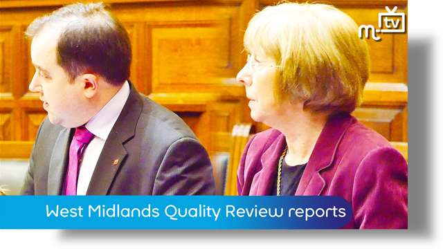 Preview of - West Midlands Quality Review reports