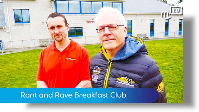Preview of - Rant and Rave Breakfast Club