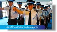 Isle of Man Police cadet awards
