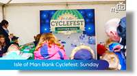 Isle of Man Bank Cyclefest: Sunday