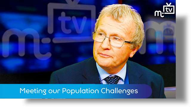 Preview of - Meeting our Population Challenges