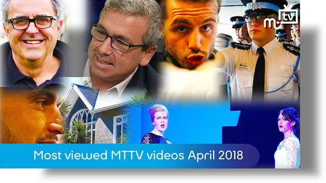 Preview of - Most watched MTTV videos in April 2018