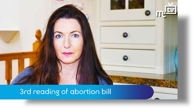 Preview of - Third reading of abortion bill
