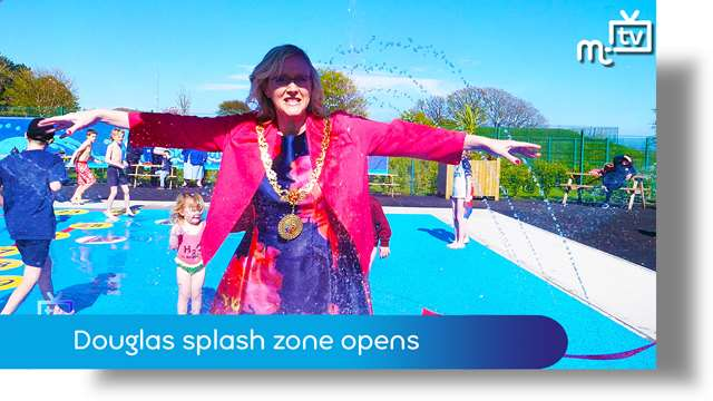 Preview of - Douglas Splash Zone Park opens