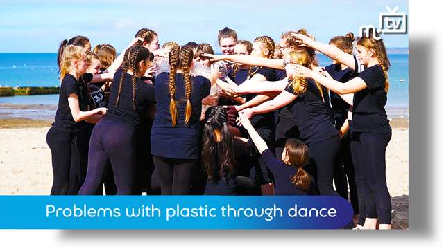 Preview of - Problems with plastic through dance