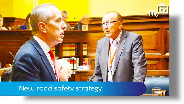 Preview of - New road safety strategy