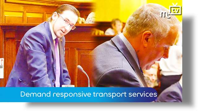 Preview of - Demand responsive transport services