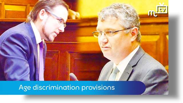 Preview of - Age discrimination provisions