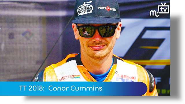 Preview of - TT 2018: Conor Cummins